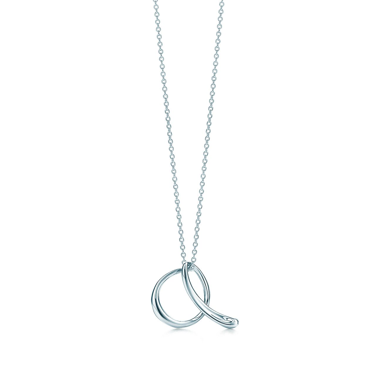 Elsa peretti letter pendant sterling silver small letters a z browse necklaces pendants elsa perettiletter a mozeypictures Gallery