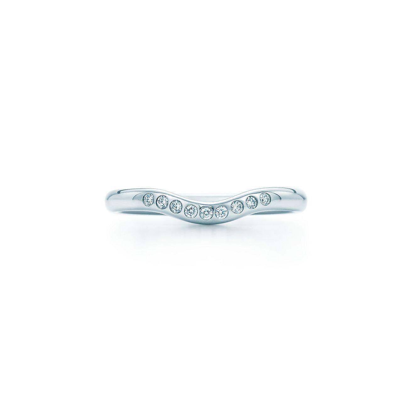 elsa peretti wedding band ring - Tiffany Wedding Ring
