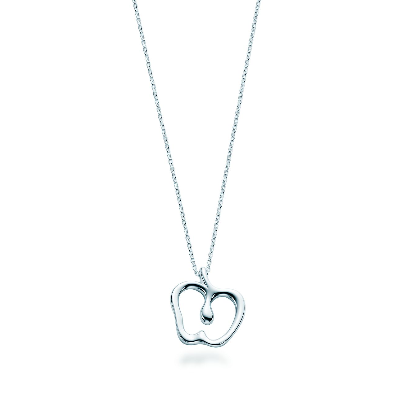 Elsa peretti apple pendant in sterling silver tiffany co elsa perettiapple pendant mozeypictures Image collections