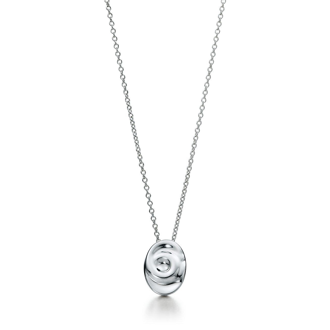 Elsa peretti zodiac pendant sterling silver tiffany co elsa peretti zodiac pendant mozeypictures Images