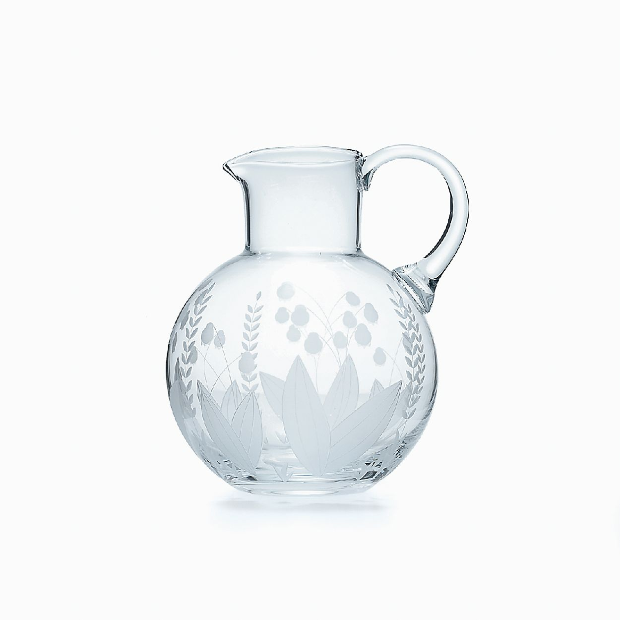 Lily of the valley pitcher in crystal tiffany co lily of the valley pitcher lily of the valley pitcher reviewsmspy