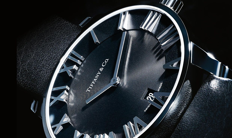 Tiffany Atlas Watches