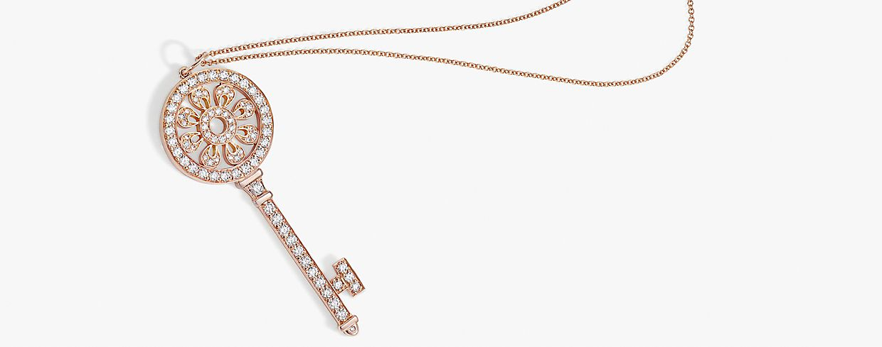 Tiffany Keys Collection Shop Now