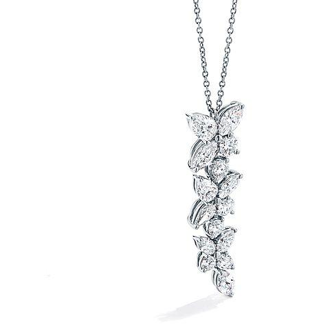 Tiffany Victoria® Diamond Pendant
