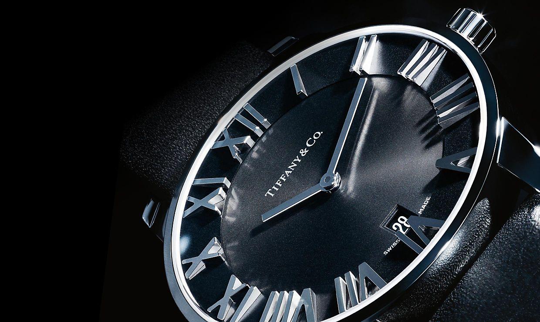 Tiffany Atlas 2 Hand Watches