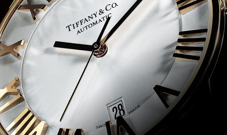 Tiffany Atlas 3 Hand Watches