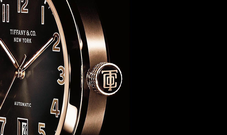 Tiffany CT60 3 Hand Watches