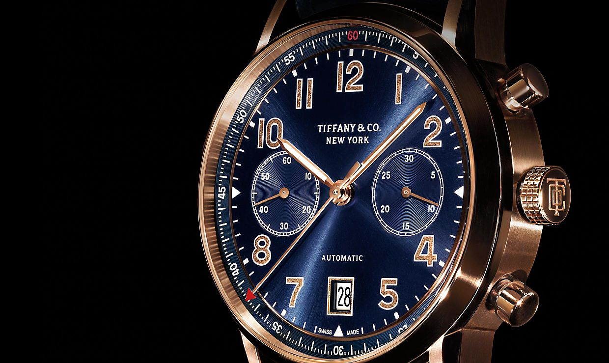Tiffany CT60 Chronograph Watches