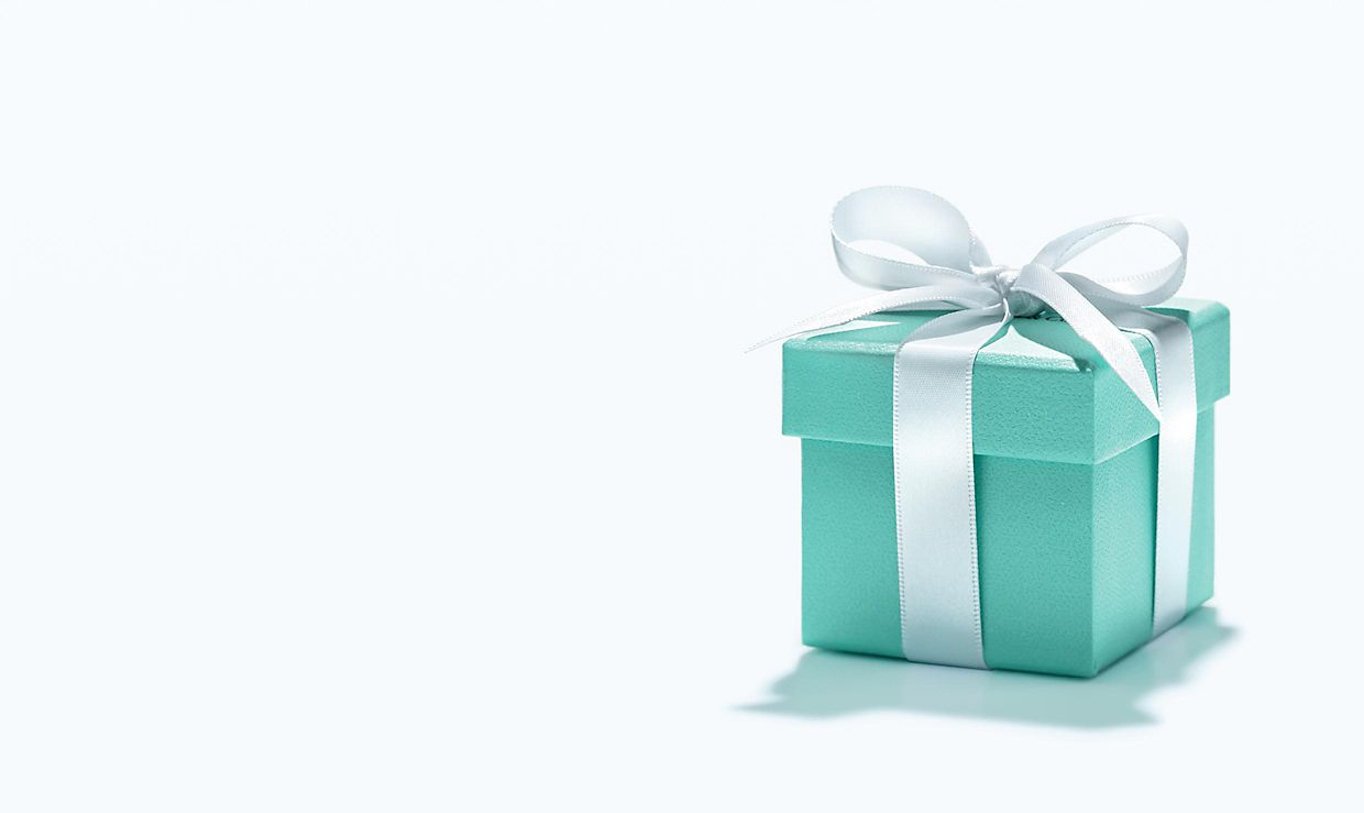 Legendary Tiffany & Co. Blue Giftbox
