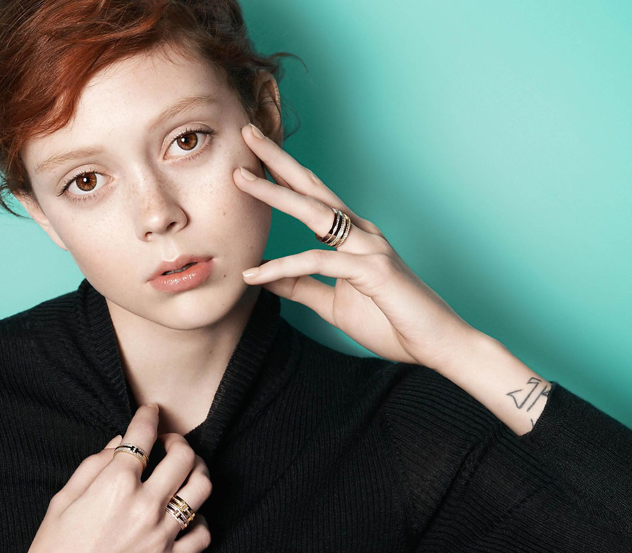 Tiffany Fall Legendary | bracelets | rings | necklaces