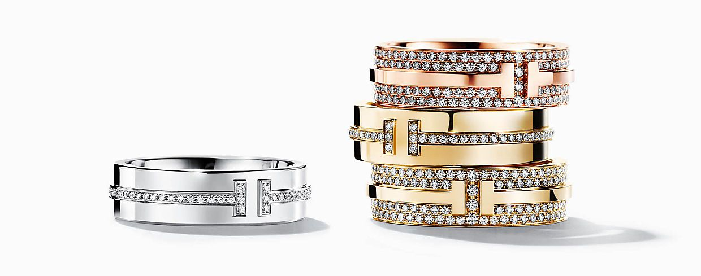 Tiffany T Two Rings