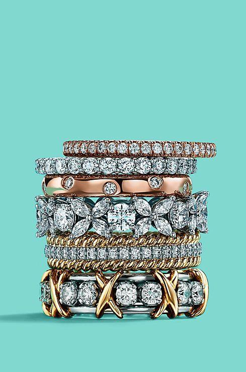 Tiffany Celebration Rings | rings