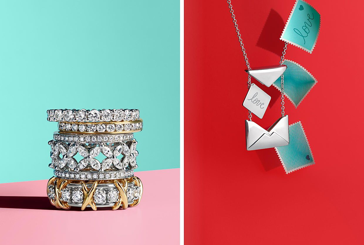 Tiffany T collection | Modern Jewelry | Tiffany T