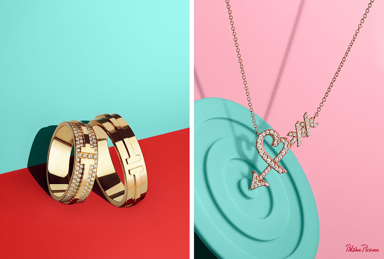 Tiffany T collection