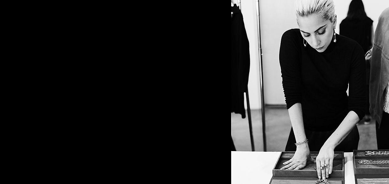 Introducing Lady Gaga for Tiffany & Co.   Tiffany HardWear Campaign