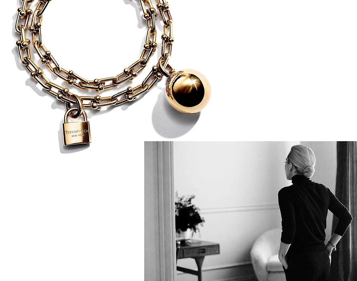 The New Tiffany City HardWear Jewelry Collection Pays Tribute to the Strength of the Modern Woman