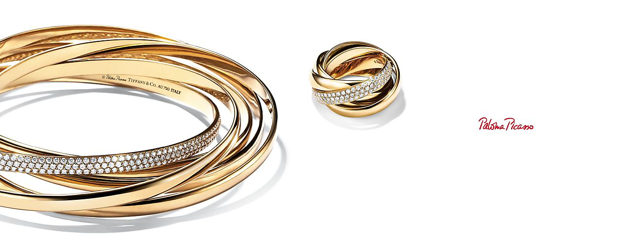 Tiffany & Co. Paloma Picasso Melody Collection