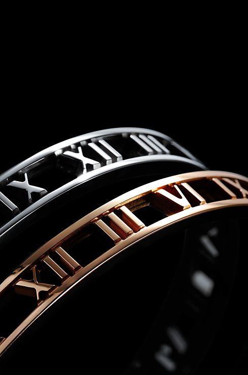 Tiffany & Co. Atlas Bracelet Collection