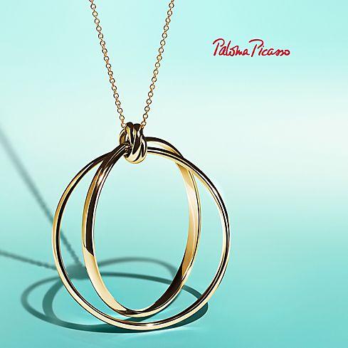 Tiffany Paloma Picasso Melody Necklace