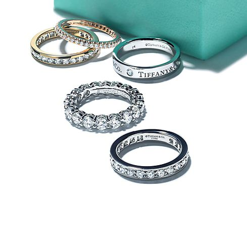Joias tiffany co for Wedding ring companies