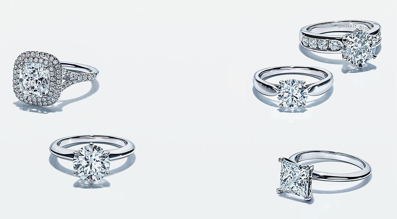 Promise Rings Tiffany Company