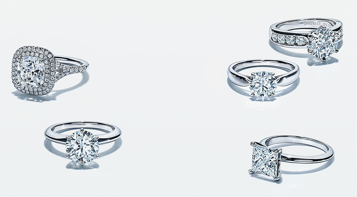 Engagement Rings and Diamond Wedding Rings