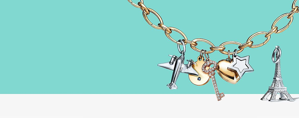 Shop Luxury Tiffany Jewellery for Women and Men | Tiffany & Co.