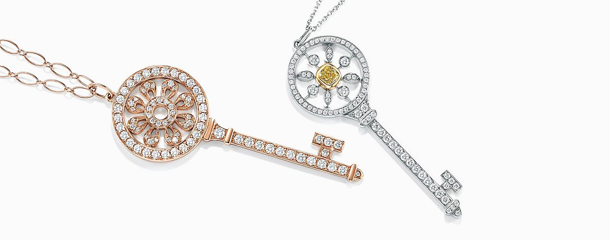 Shop jewelry tiffany co tiffany keys collection audiocablefo light Images