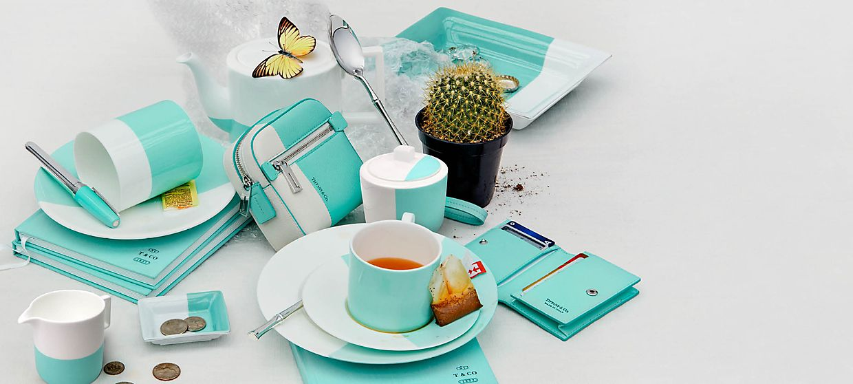 tiffany co holiday home accessories - Tiffany And Co Color Code