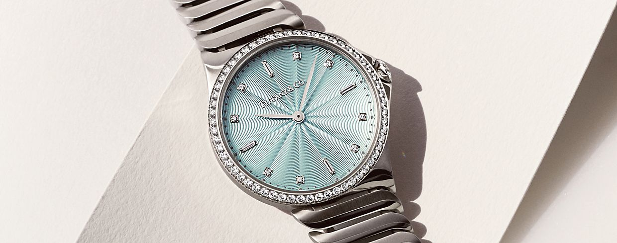 Introducing Tiffany Co Metro Watches Swiss Made