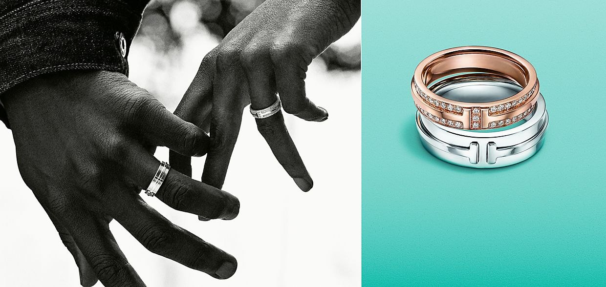 Wedding Bands With Diamonds, Gold, ...