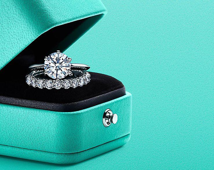 Enement Diamond Rings