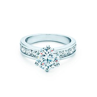 Engagement ring tiffany  Browse Diamond Engagement Rings | Tiffany & Co.