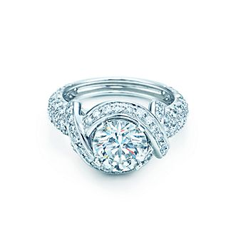 these sculptural creations are an imaginative take on tradition - Wedding Rings Tiffany