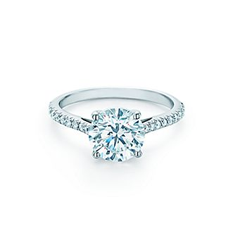 tiffany co princess cut engagement ring silver tiffany ring. Black Bedroom Furniture Sets. Home Design Ideas