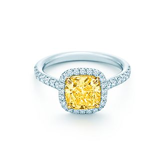 Colored Gemstone Engagement Rings Tiffany Co