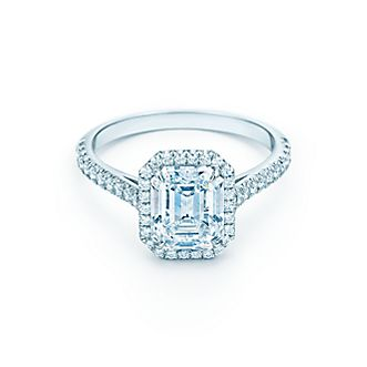 intricate masterpieces from tiffanys celebrated designer jean schlumberger tiffany co customize engagement ring - Halo Wedding Rings