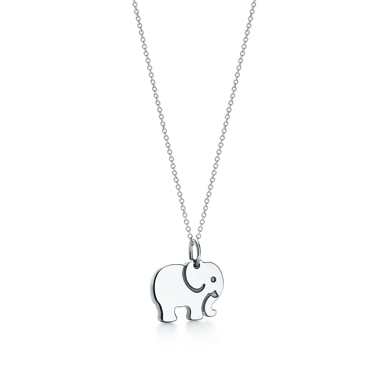 Tiffany charms elephant never forgets charm in sterling silver tiffany charmselephant never forgets charm audiocablefo light Images