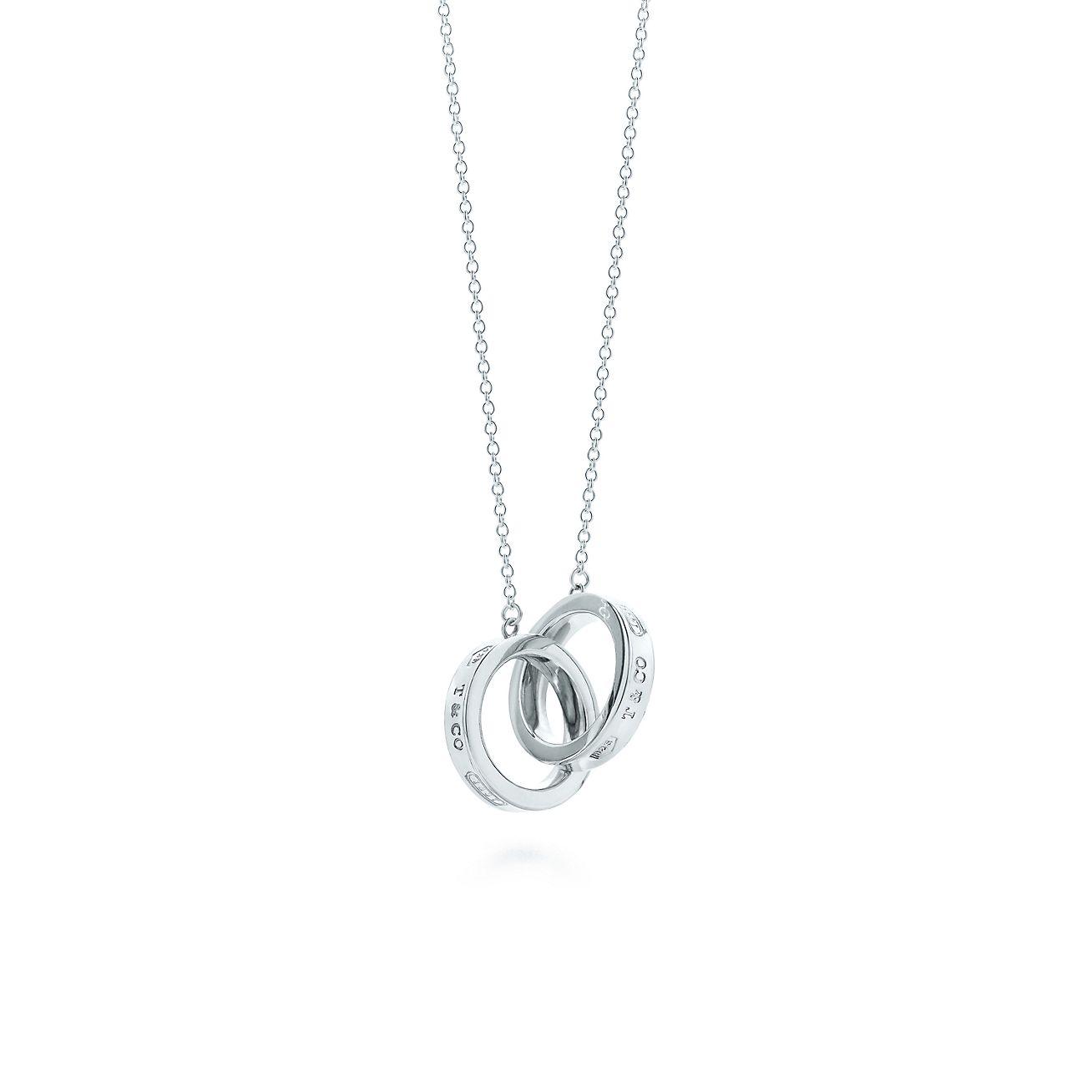 Tiffany 1837 interlocking circles pendant in sterling silver tiffany 1837interlocking circles pendant audiocablefo Light gallery
