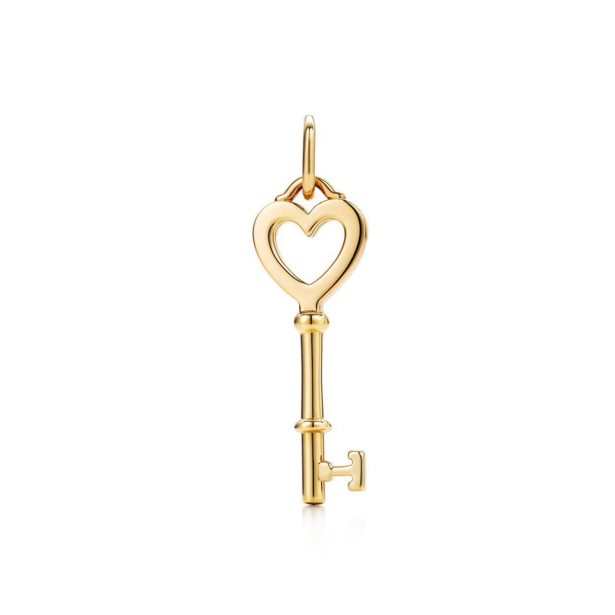 Tiffany keys heart key pendant in 18k gold tiffany co tiffany keysheart key pendant tiffany keysheart key pendant aloadofball Gallery