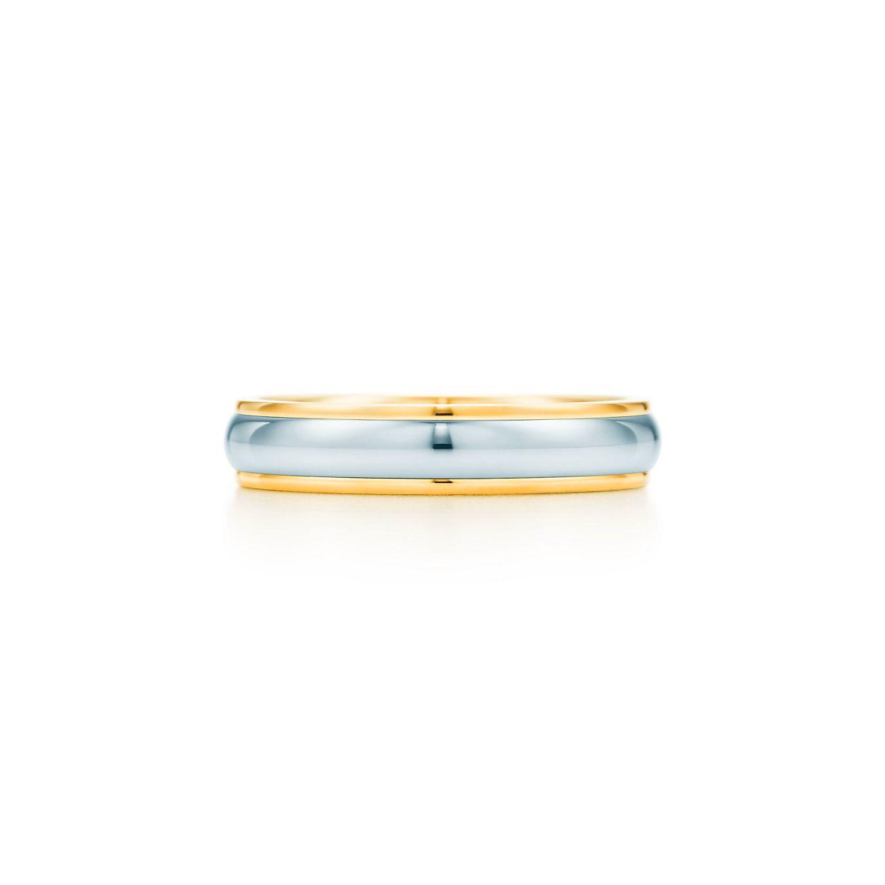 Tiffany ClassicTMWedding Band Ring