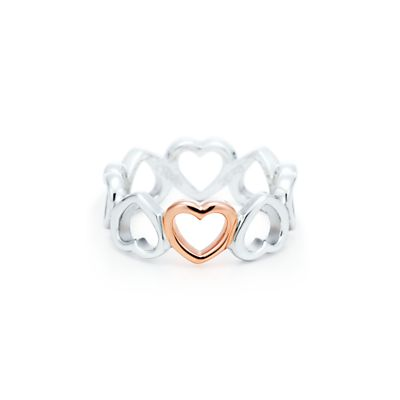 Tiffany & Co. Tiffany Hearts ring