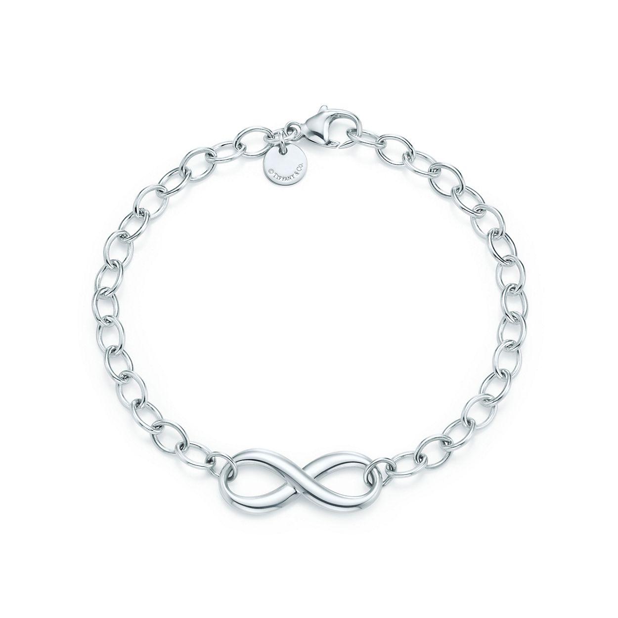 Infinity bracelet in sterling silver tiffany co browse bracelets tiffany infinitybracelet tiffany infinitybracelet biocorpaavc