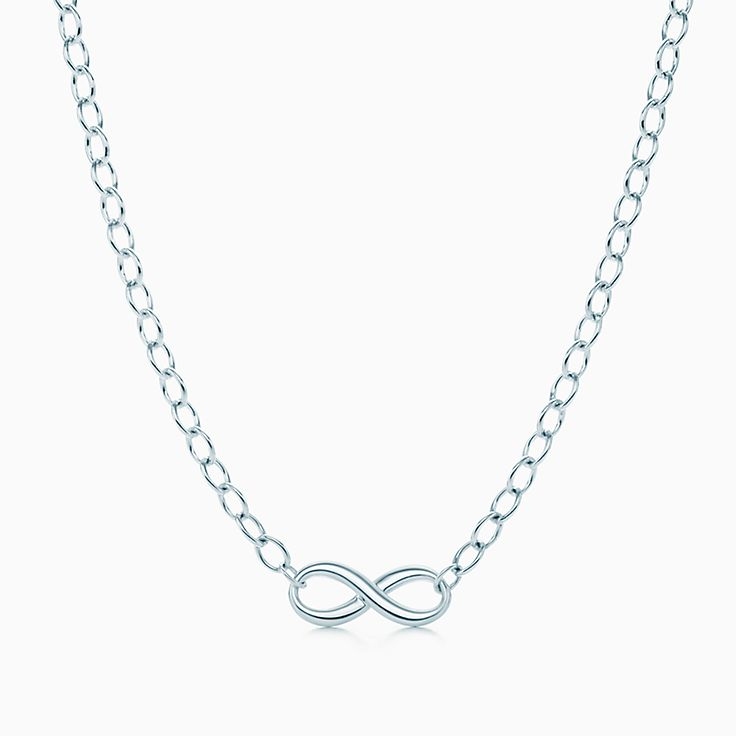 Tiffany Inspired Infinity Necklace Tiffany Infinity Necklace in