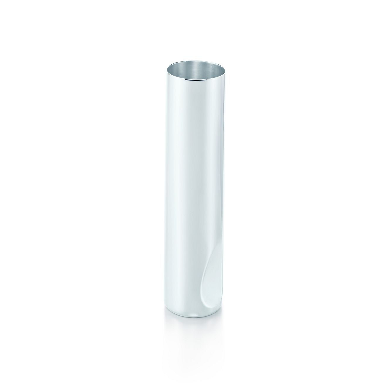 Elsa peretti thumbprint bud vase in sterling silver tiffany co elsa perettithumbprint bud vase reviewsmspy