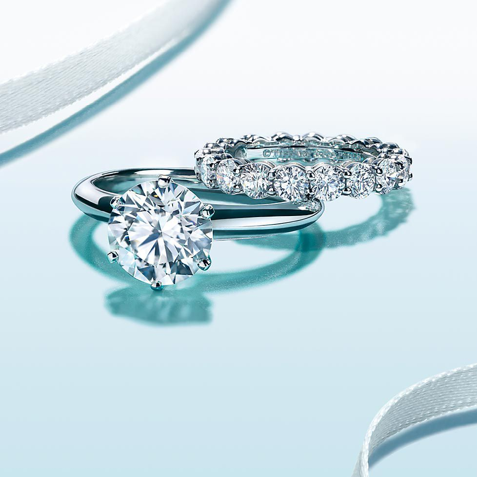 Shop wedding bands and rings tiffany co for Tiffany weddings rings