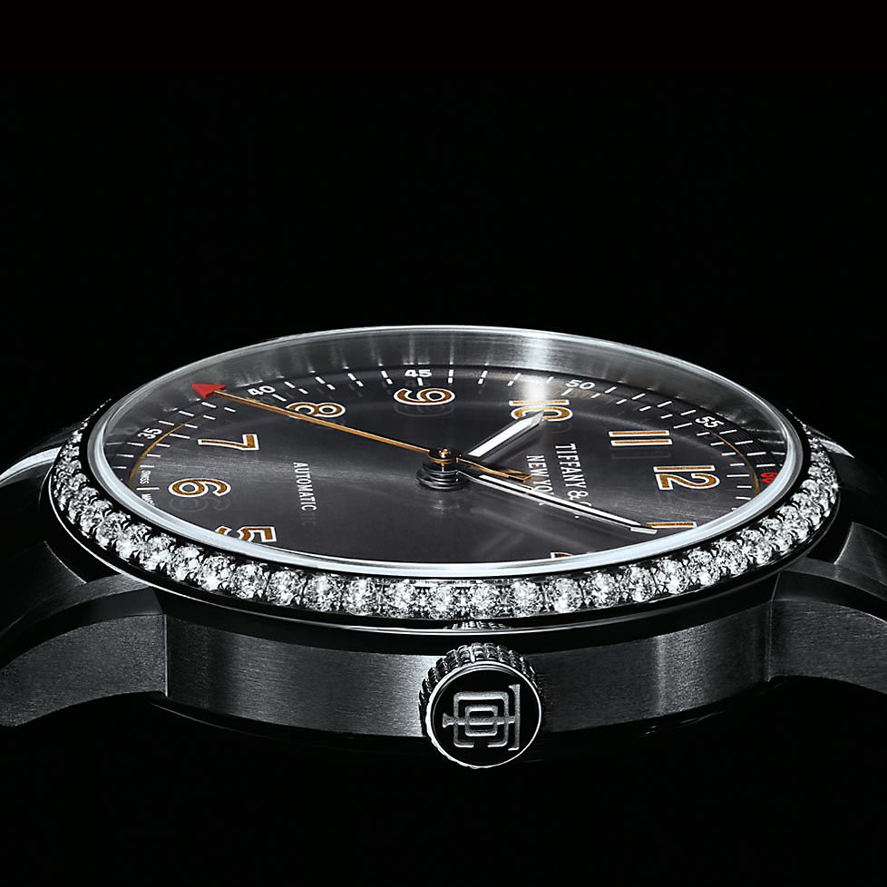 Tiffany Diamond Watches