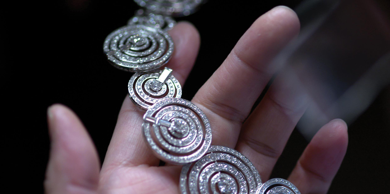Tiffanys Halskette