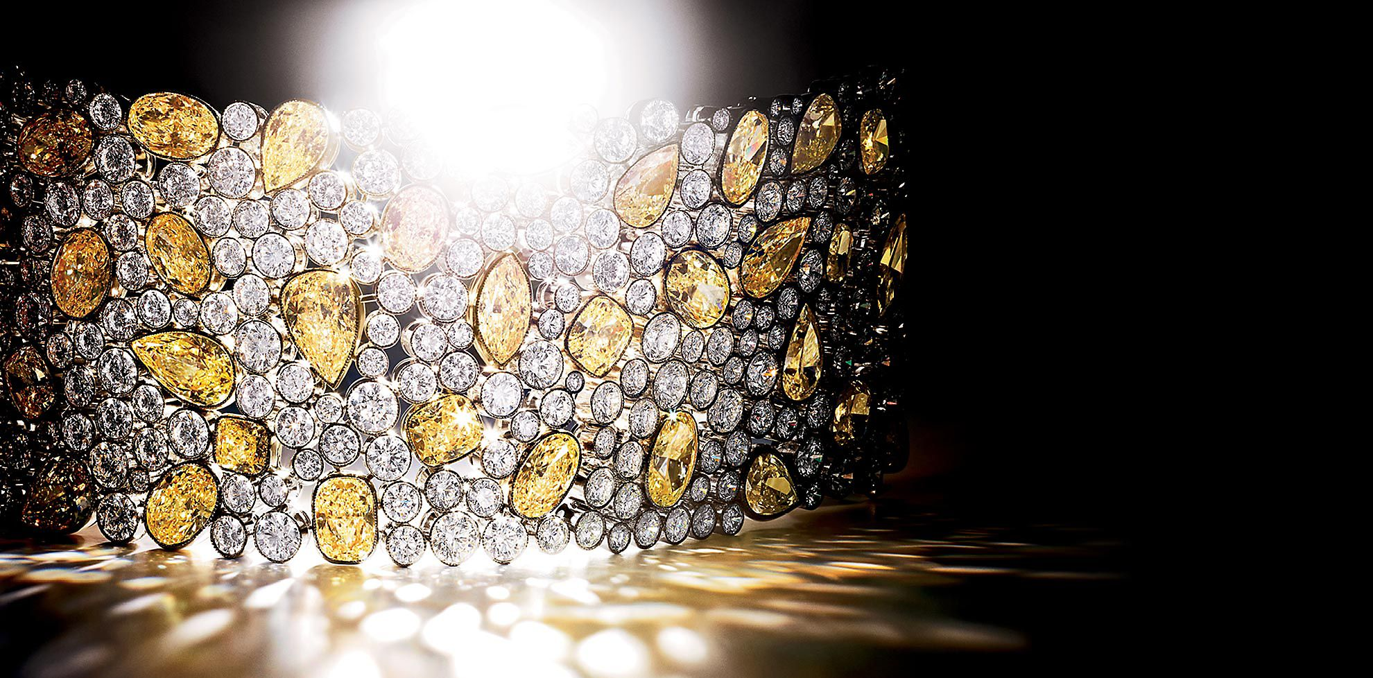 Tiffany Yellow Diamond Bracelet