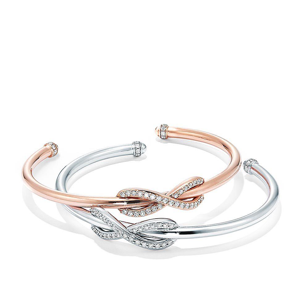 Tiffany Infinity Bracelets